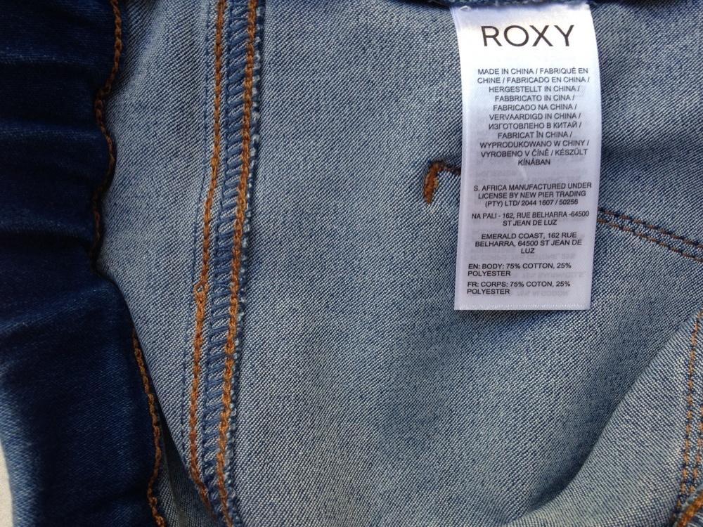 "Джинсы "" Roxy "", XL размер"