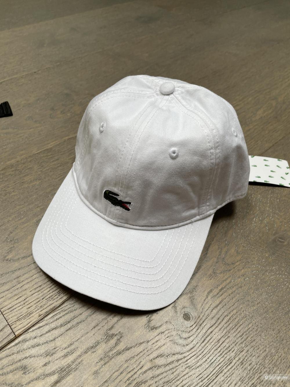 Кепка бейсболка Lacoste, one size