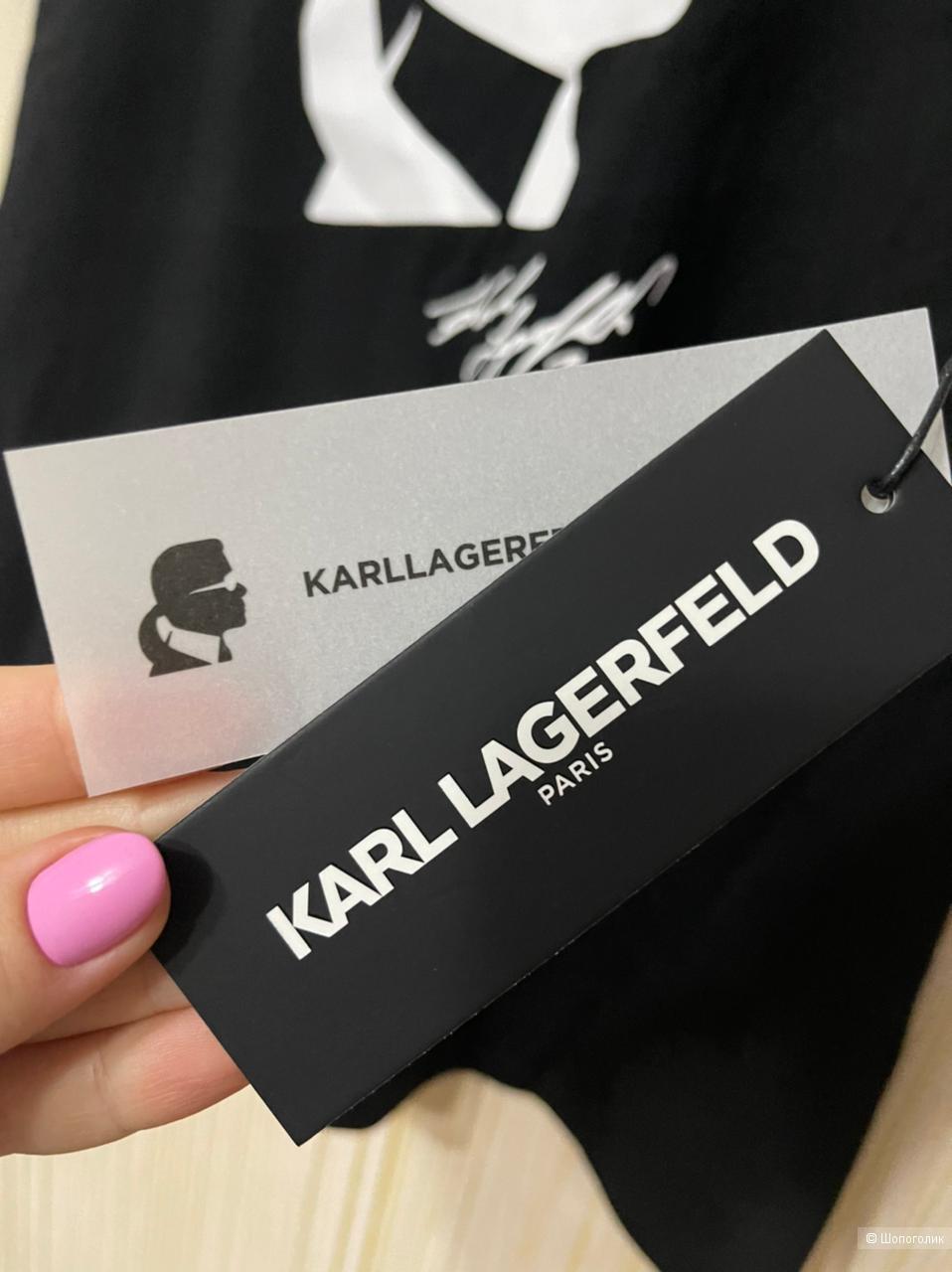 Футболка Karl Lagerfeld, размер S