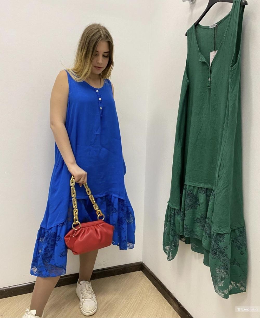 Платье сарафан  MISS COCCO, one size