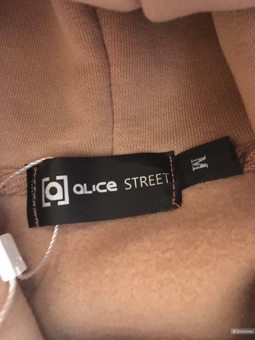 Спортивный костюм Alice Street прямые брюки и толстовка с капюшоном, размер М