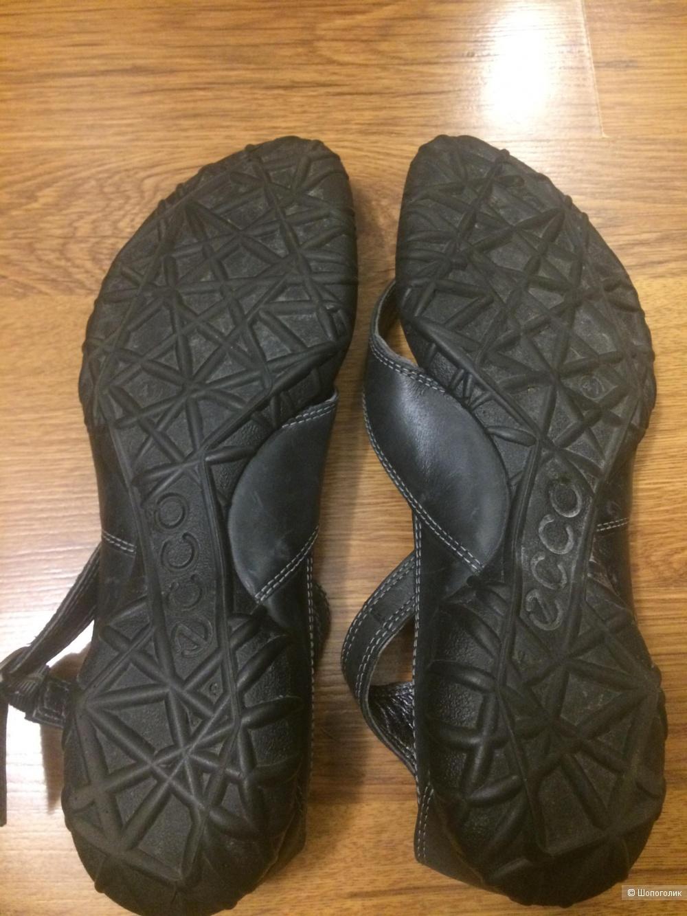 Босоножки сандалии Экко Ecco. Размер 41, по стельке 27 см.