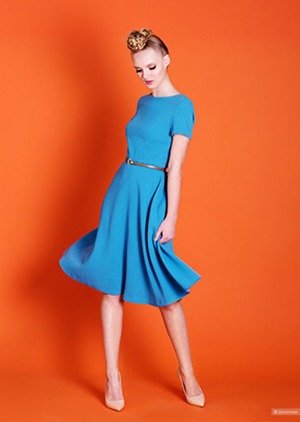 Платье.Sultanna Frantsuzova L RU-46
