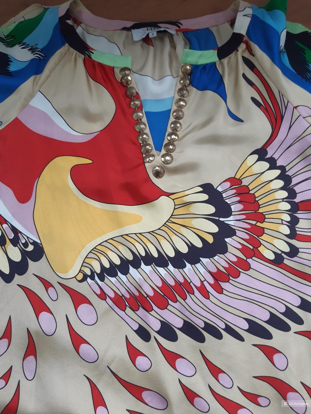 """Блуза шелковая """"TIBI New York"""", р. 44"""