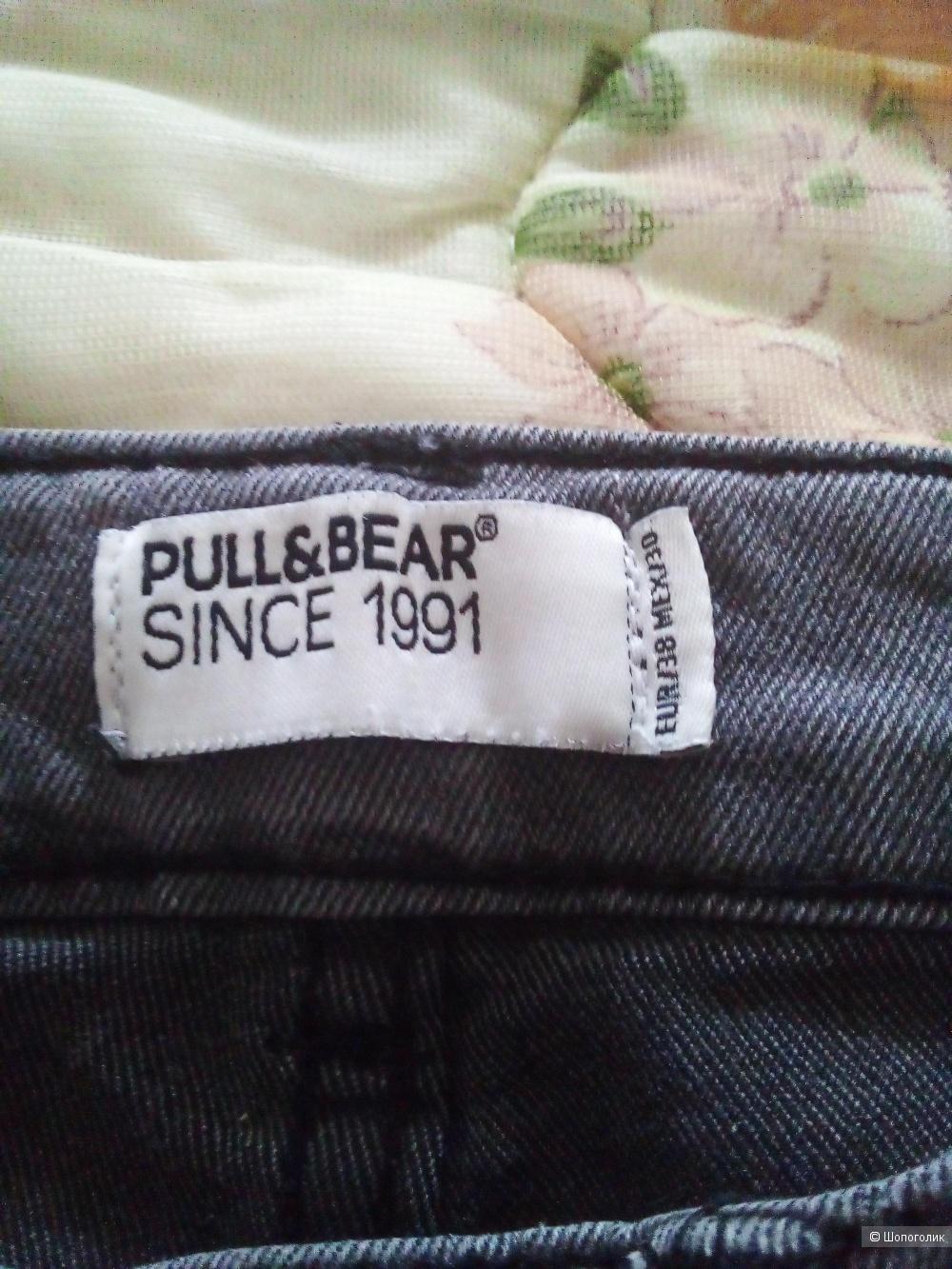 Джинсы Pull&Bear, 38 евр.
