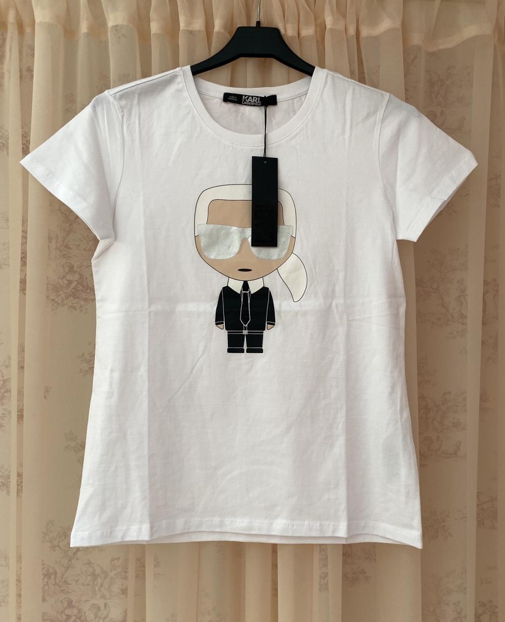 Футболка Karl Lagerfeld размер 46-48
