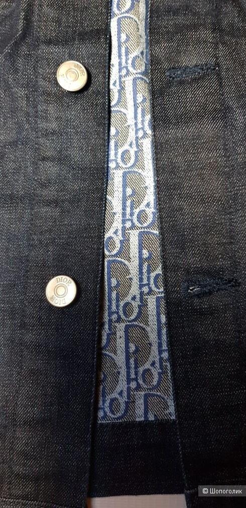 Мужская джинсовка  Dior ,реплика, размер М