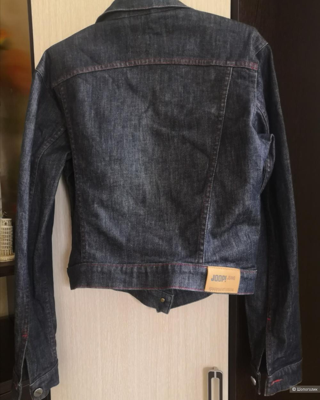 Пиджак джинсовый Joop!, размер 42-44