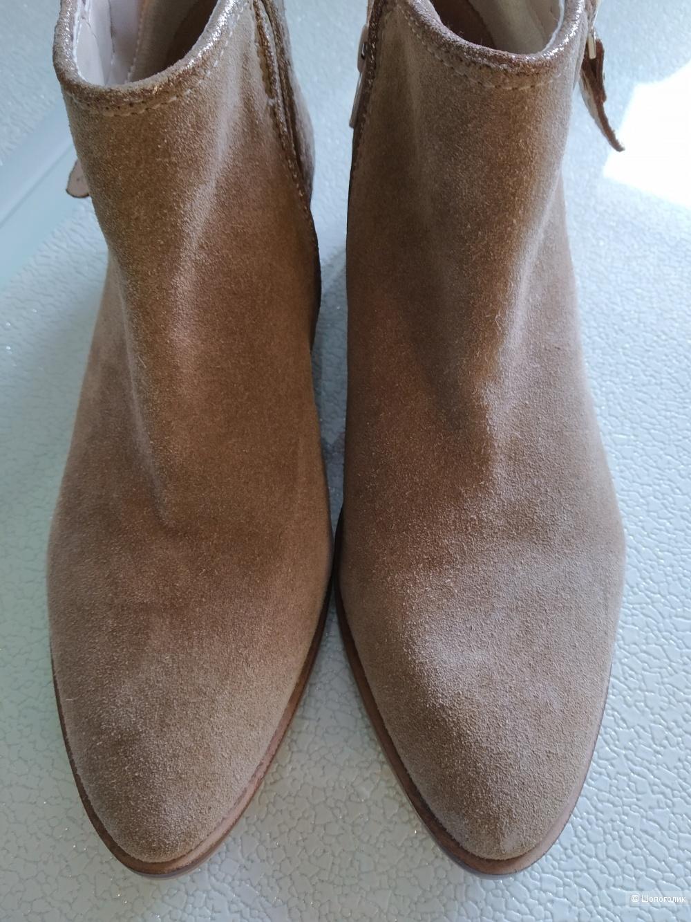 Ботинки  riu размер 39