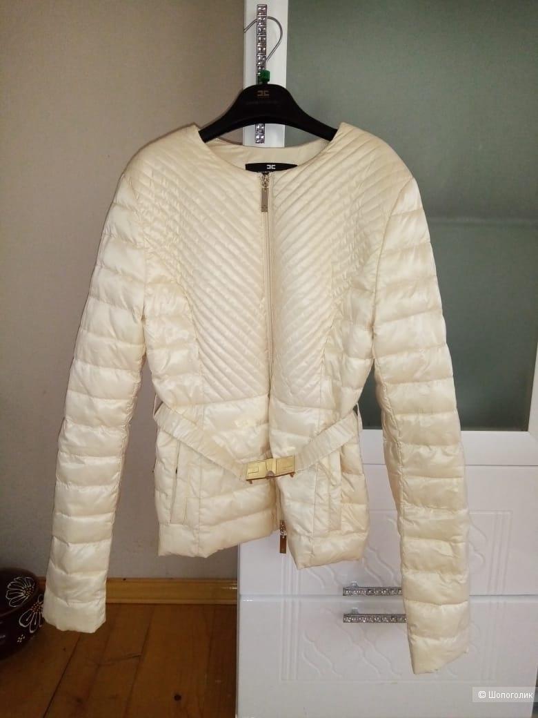 Куртка Elisabetta franchi 42