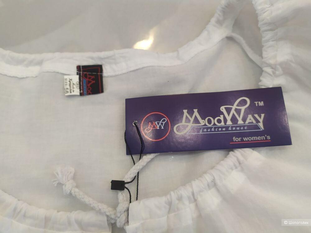 Блузка. ModWay. Размер 60-62