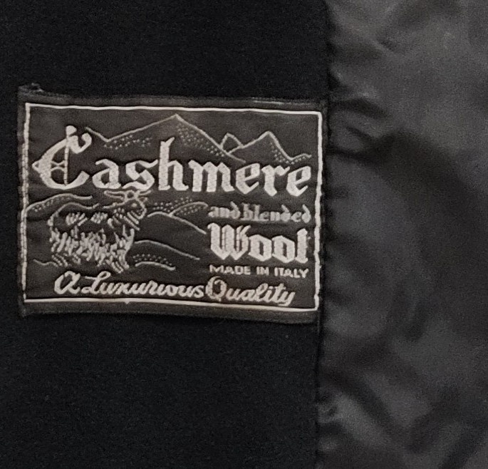 Пальто Cashmere and blended wool, XL