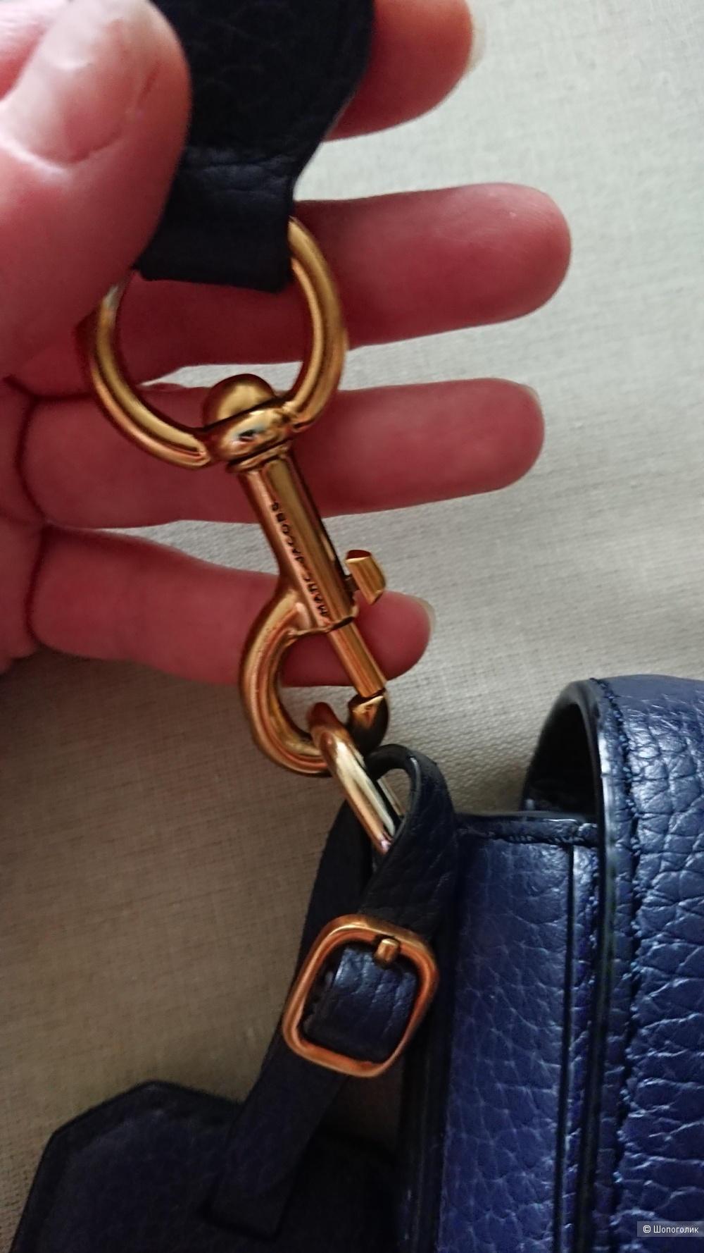 Сумка marc jacobs размер 22*13,5 см