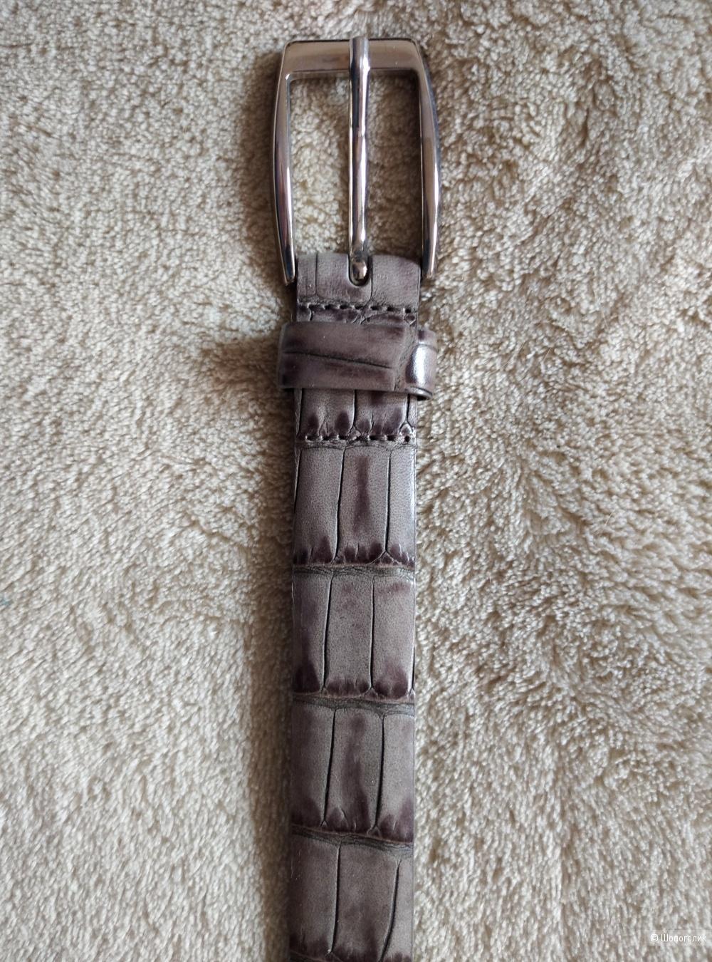 Кожаный ремень Stefanel, M (78-88)