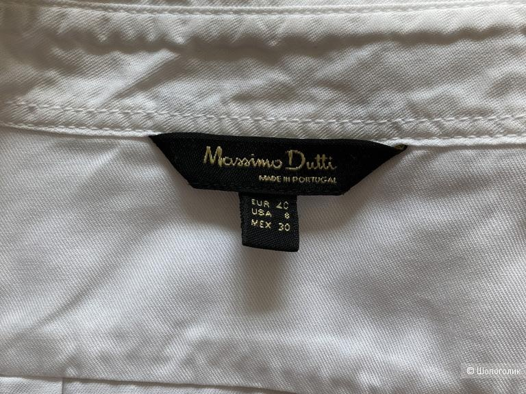 Рубашка Massimo Dutti, 40