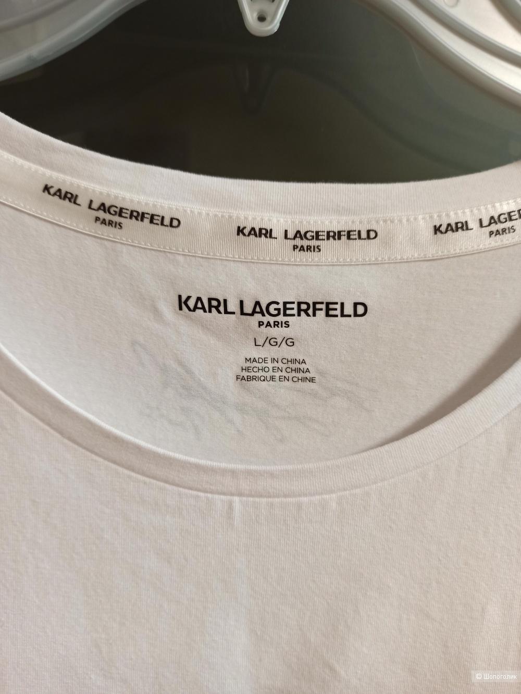 Футболка Karl Lagerfeld, размер L