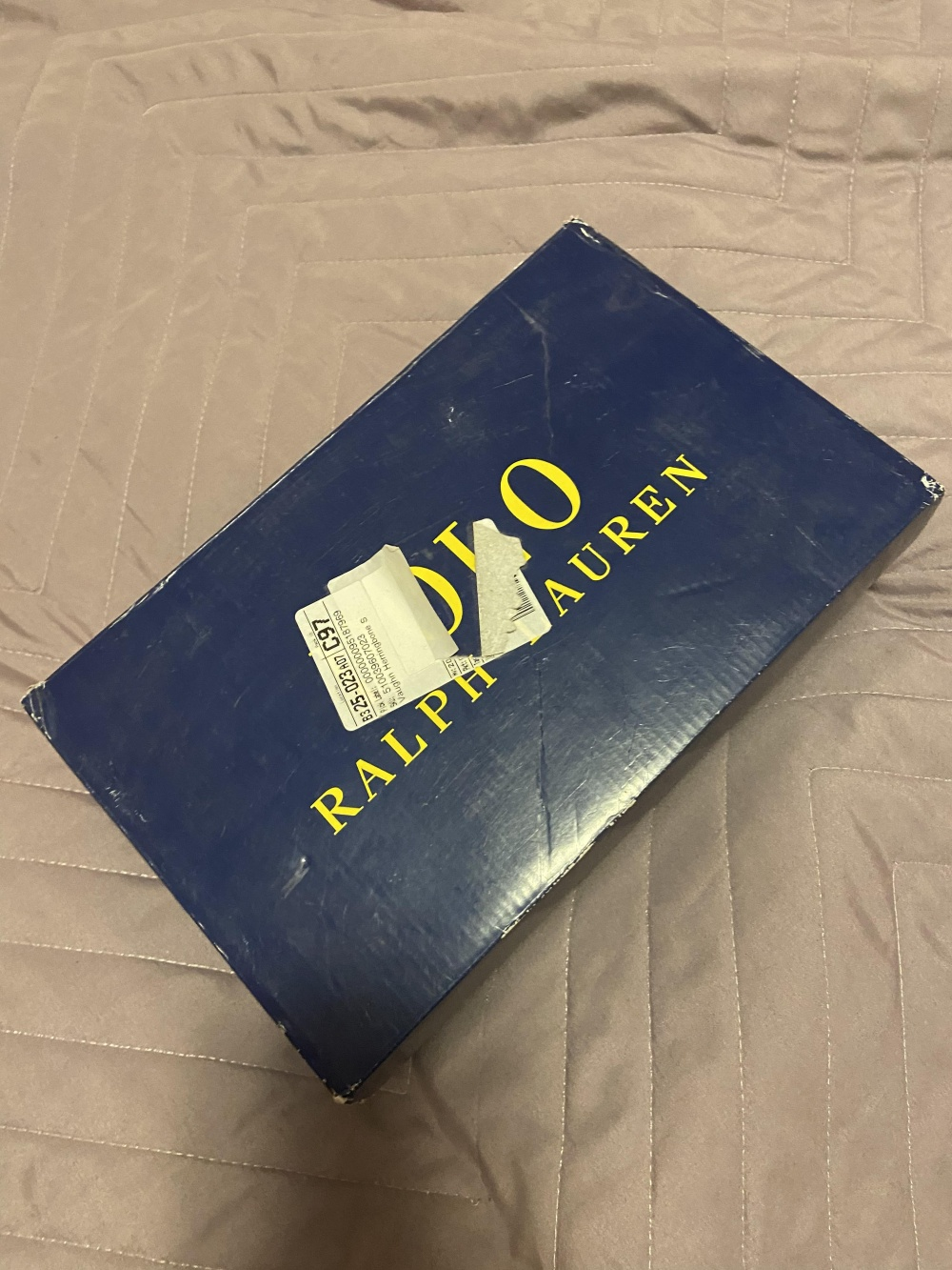 Кеды мужские Ralph Lauren , 42 размер