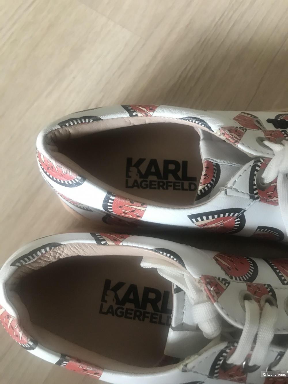 Кеды Karl Lagerfeld, 37 размер