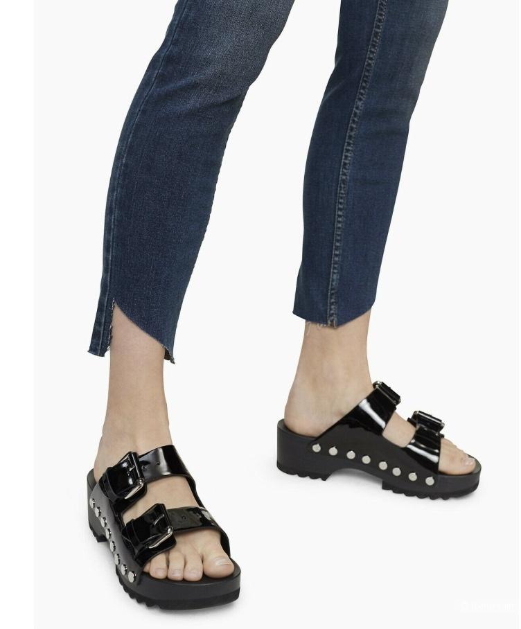 Женские джинсы Calvin Klein ,б/у ,26
