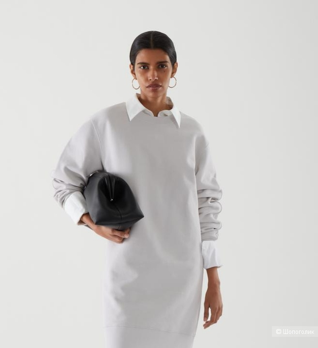 Платье-туника cos, размер s/m