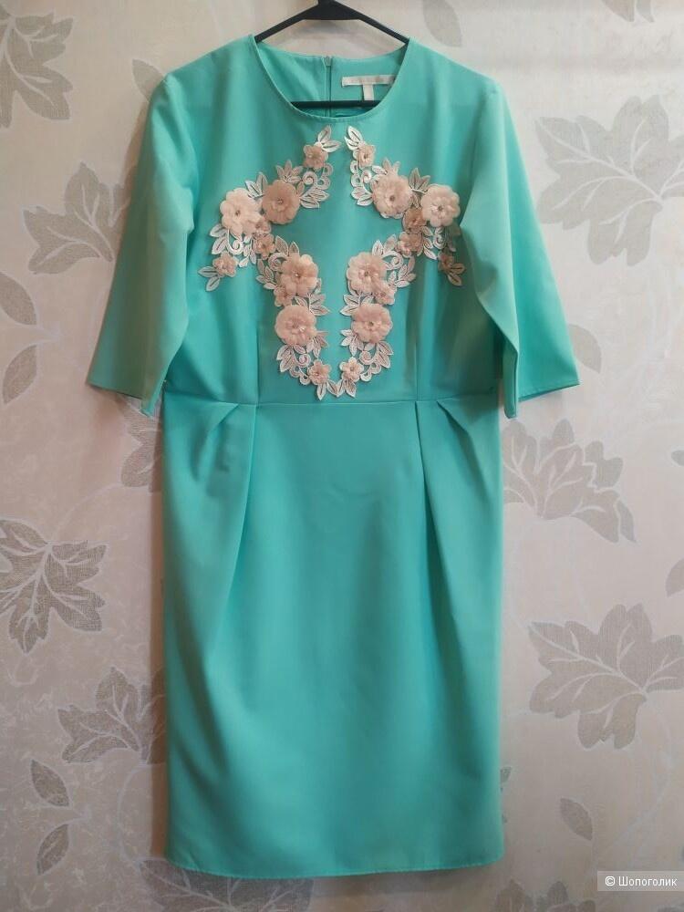 Платье. ANNA VERDI. Размер 48-50