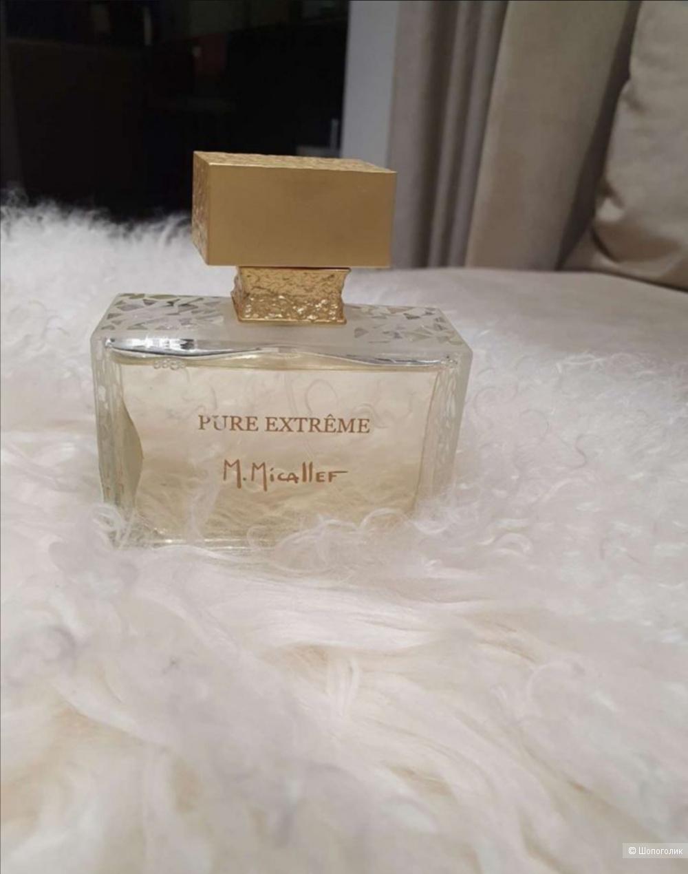 Парфюм M.Micallef Pure Extrime 100 ml
