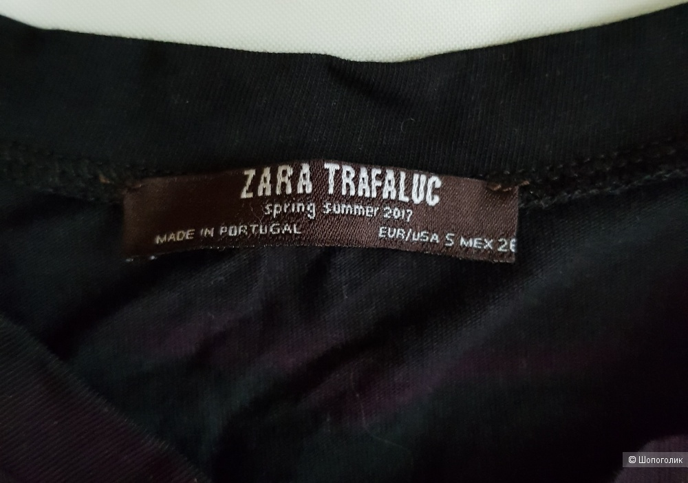 Футболка-топ Zara 40-44 размер