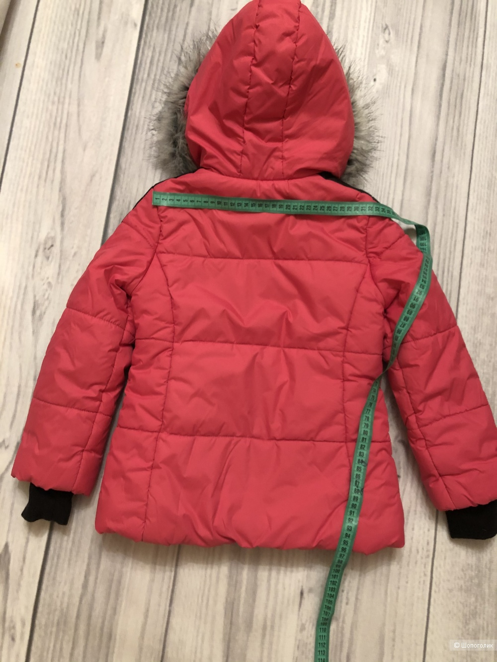 Куртка для девочки Calvin Klein размер 6-7  лет