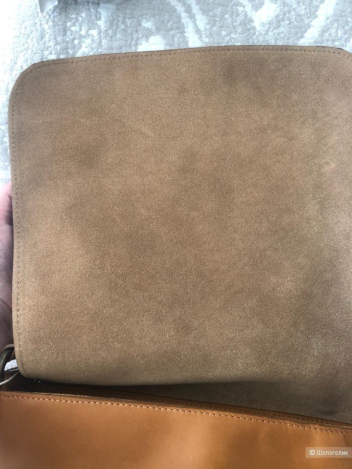 Кожаная сумка CAMPOMAGGI
