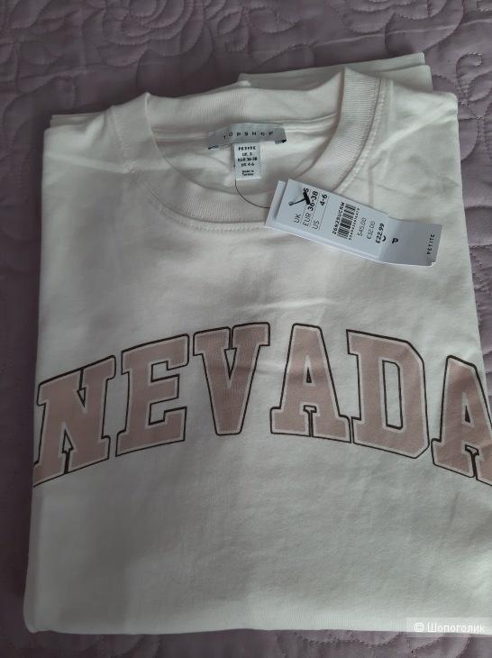 Лонгслив Topshop Petite Nevada, размер S