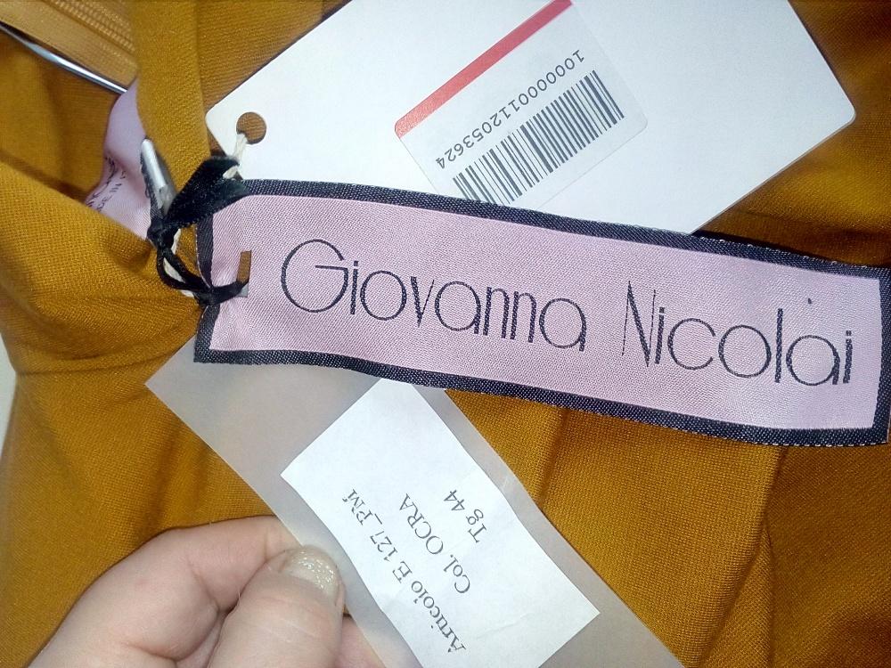Водолазка Giovanna Nicolai, размер 46—48