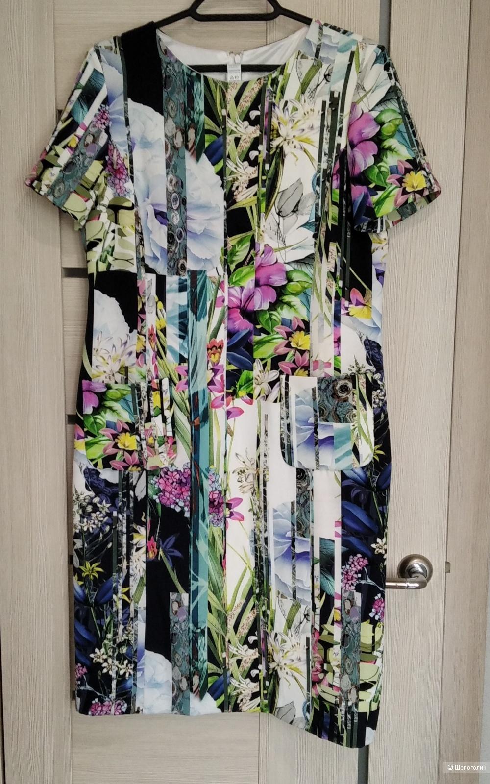 Платье TINA TAYLOR,размер 48-50