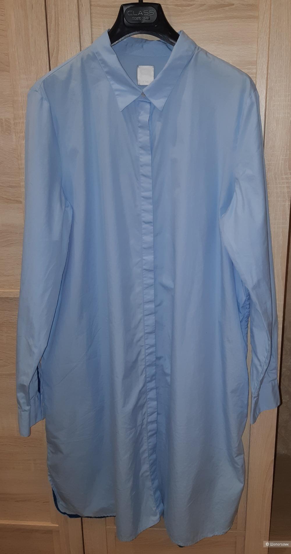 Платье-рубашка 8 by yoox, размер 46/48/50
