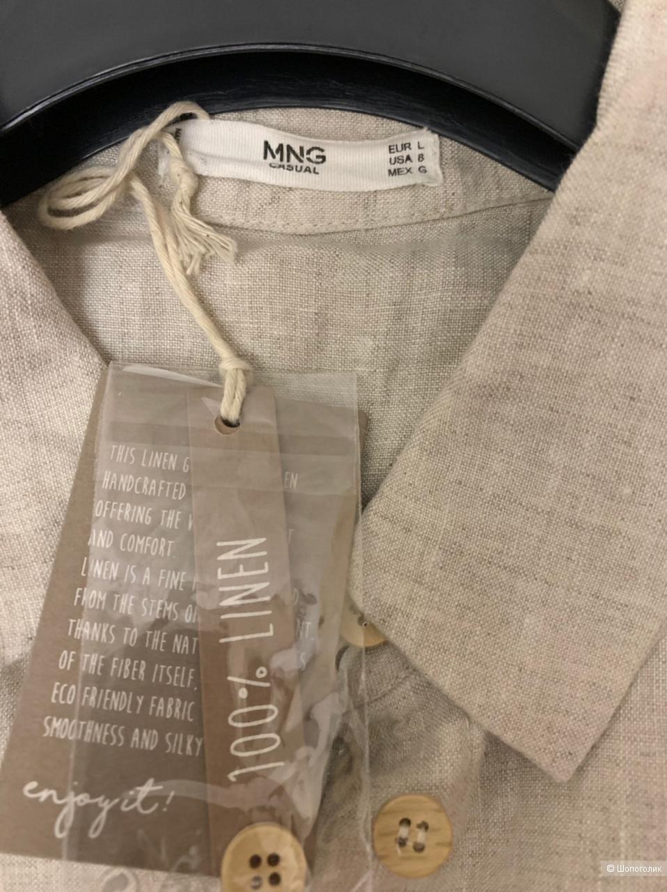 Mango рубашка m/l