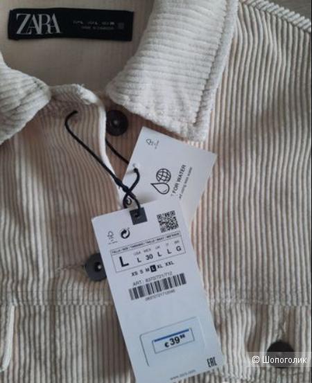 Kуртка Рубашка Zara, размер L (46/48)