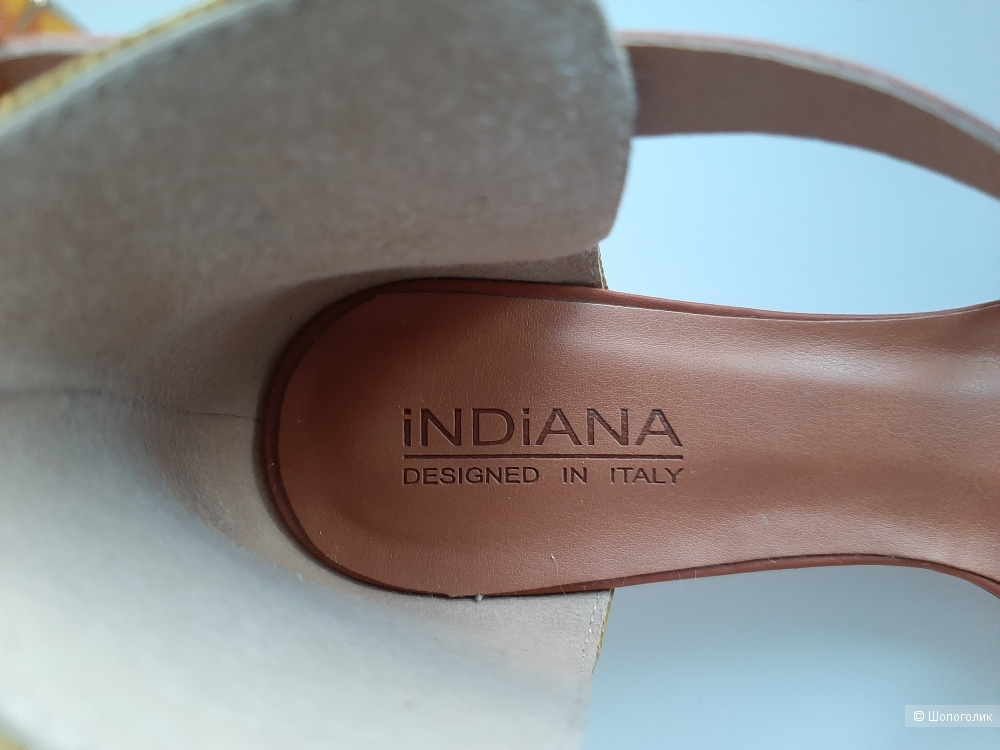 Босоножки Indiana, размер 37 рос