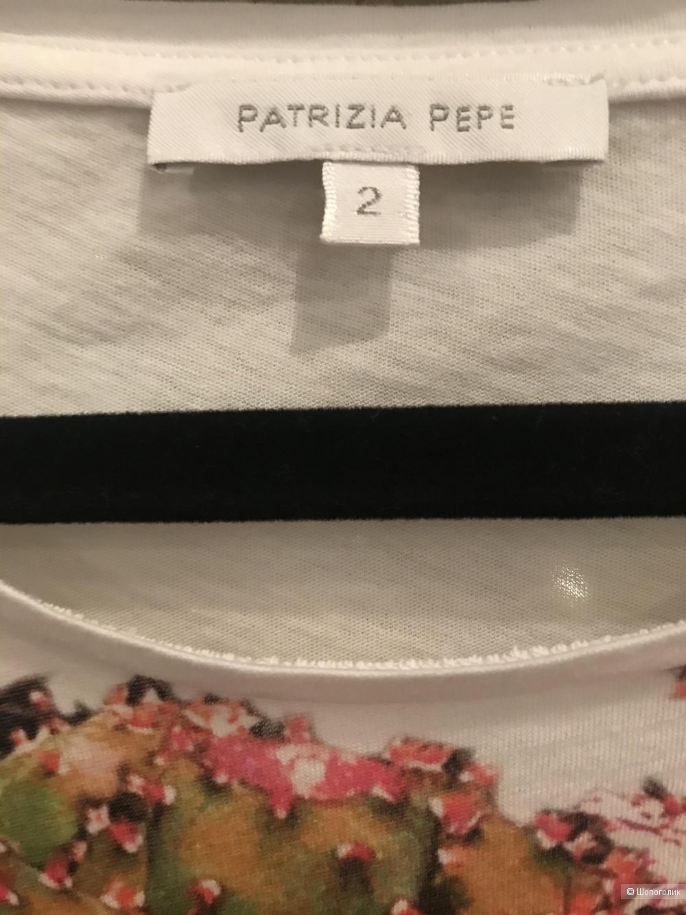 Футболка Patrizia Pepe, р. 2
