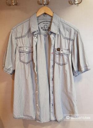 Рубашка мужская COTTONFIELD. Размер L