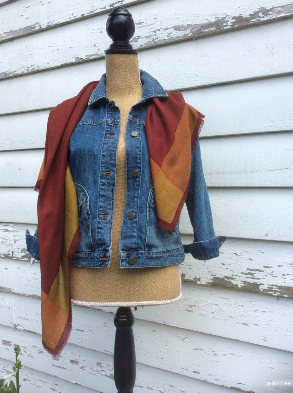 Куртка Ralph Lauren размер L