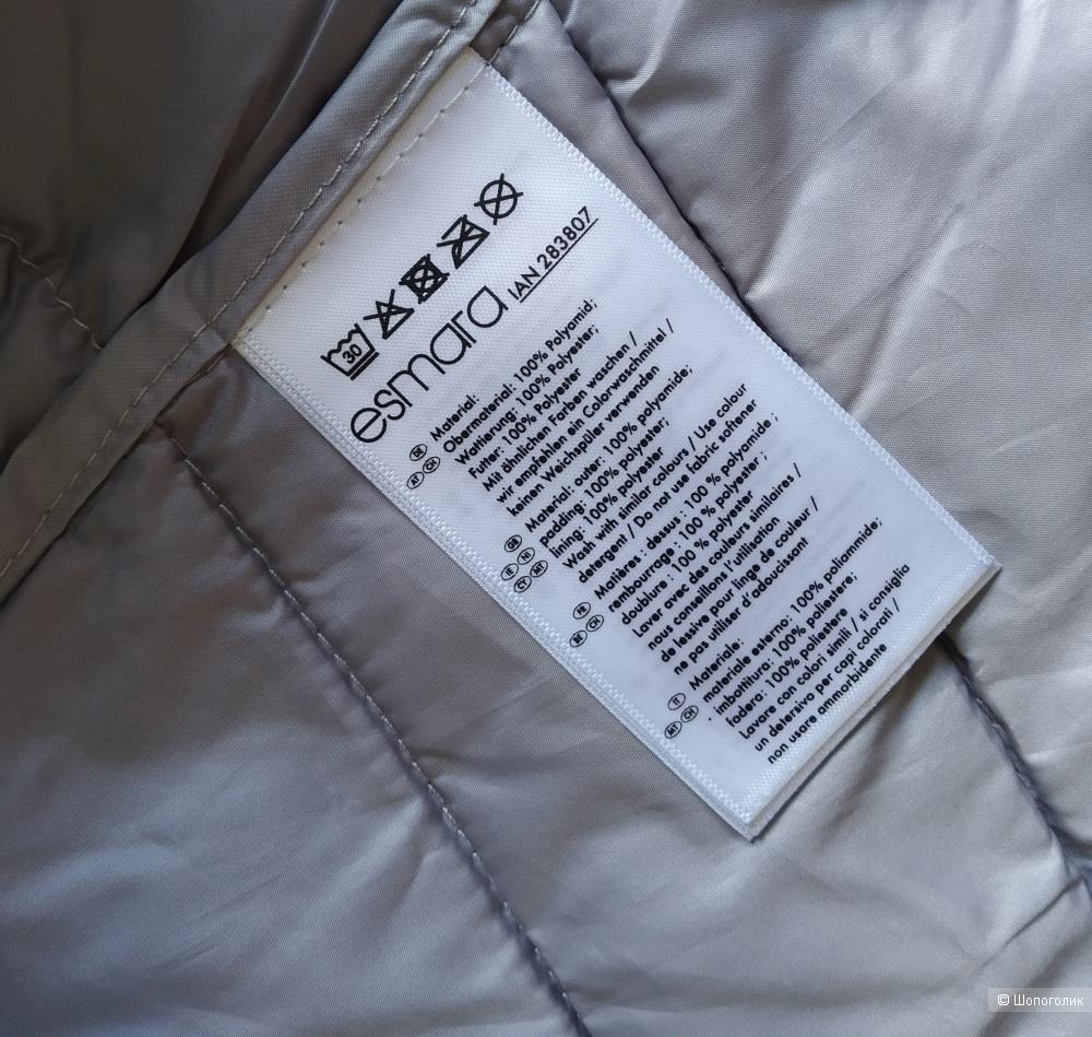 Куртка esmara размер 46/48