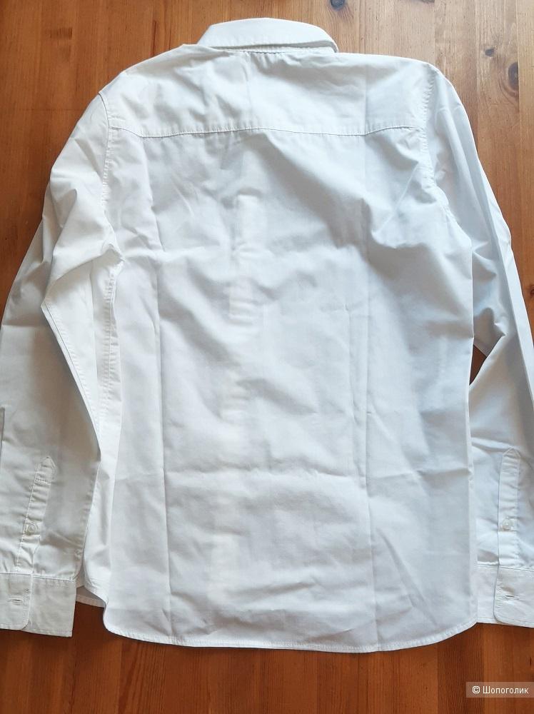 Сет из белой рубашки и двух плавок H&M, размер 146-152/158 см