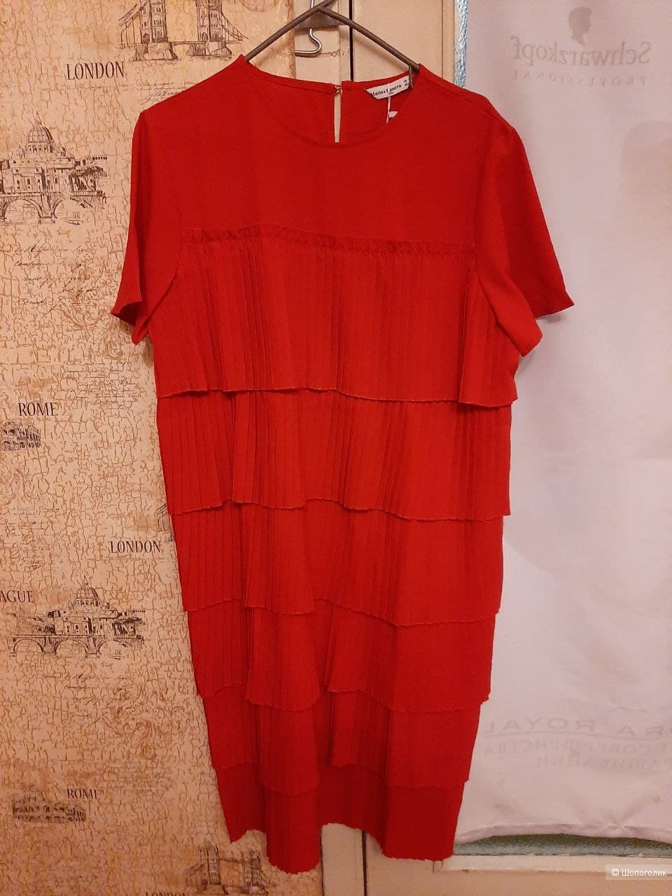 Платье Marina Kaneva UK 14