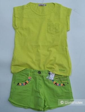 Шорты и футболка BOBOLI 152 - 164см