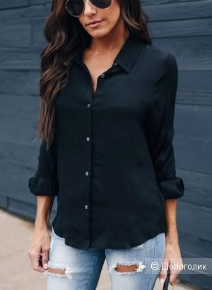 Рубашка New York company р.46-48