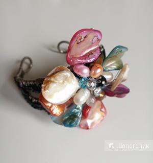 Плетеный браслет ручной работы ONE SIZE