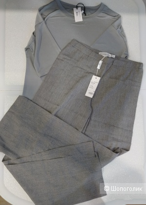 Сет брюки и футболка  YaYa размер S/M