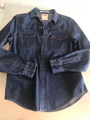 Рубашка Levi's, размер 44-46