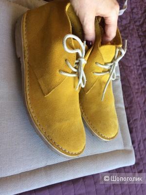 Замшевые ботинки дезерты Topytes Shoes 41 (27 см.)