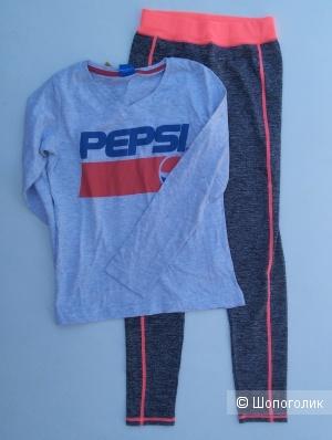 Лонг и легинсы Pepsi TXM 158см