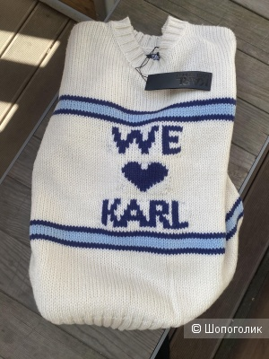 Свитер Karl Lagerfeld, pp L
